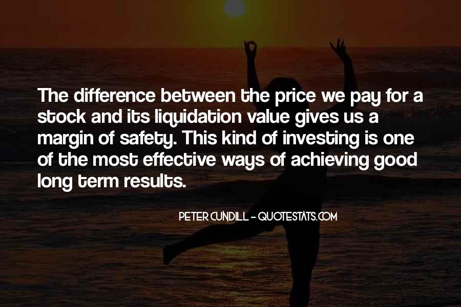 Price We Pay Quotes #847196