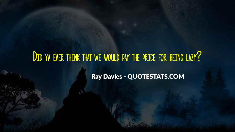 Price We Pay Quotes #933189