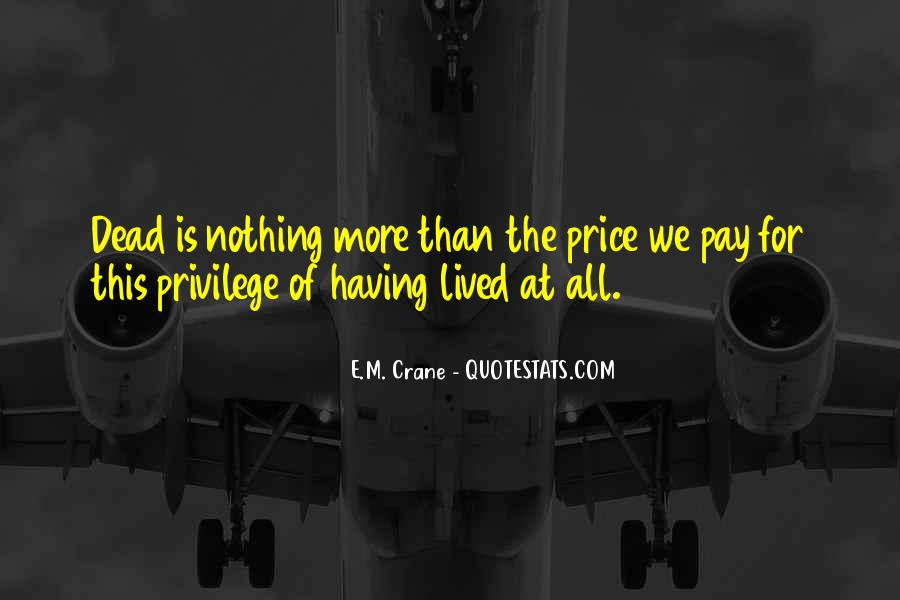 Price We Pay Quotes #983125
