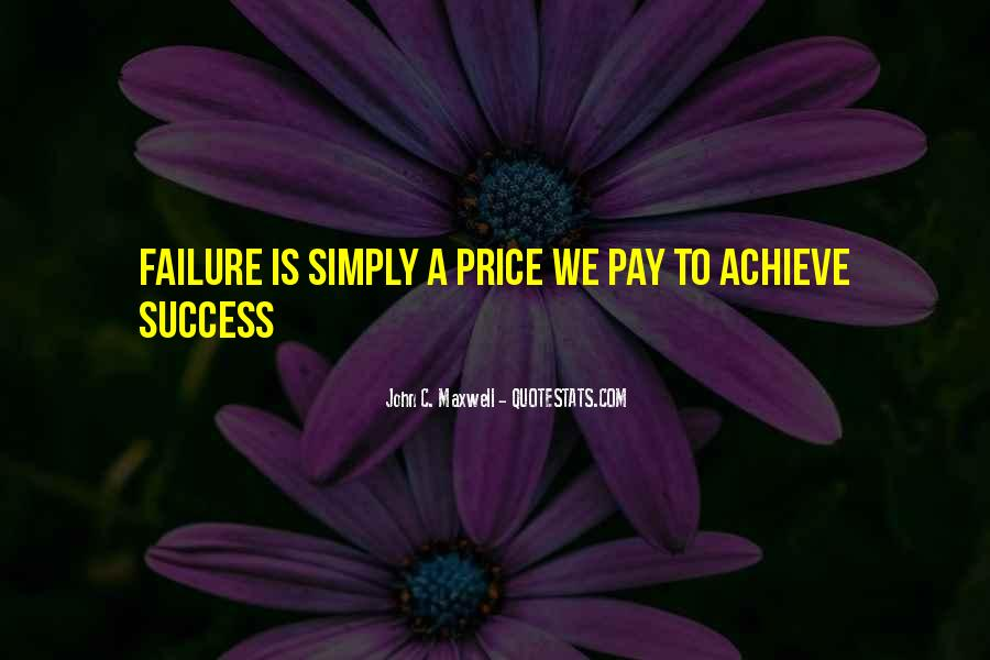 Price We Pay Quotes #983351
