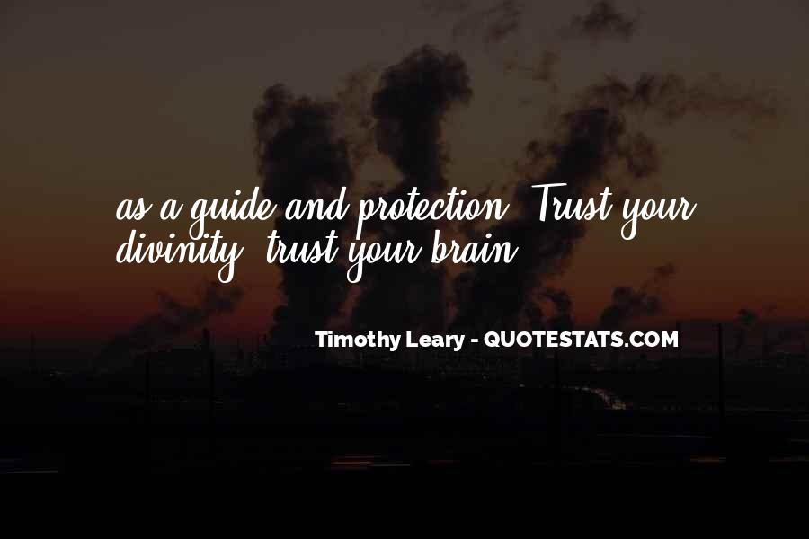 Quotes About Timothy Leary #1021938