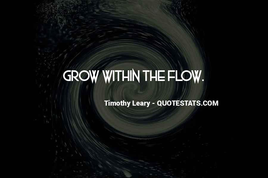 Quotes About Timothy Leary #1070492