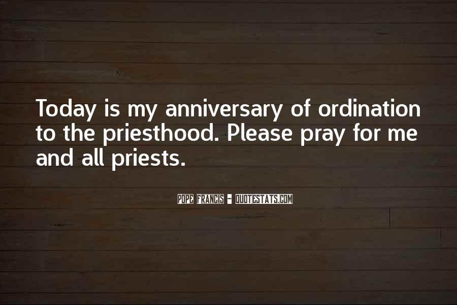 Priesthood Ordination Quotes #1241643