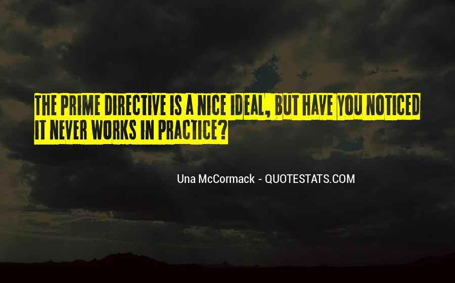 Prime Directive Quotes #142466