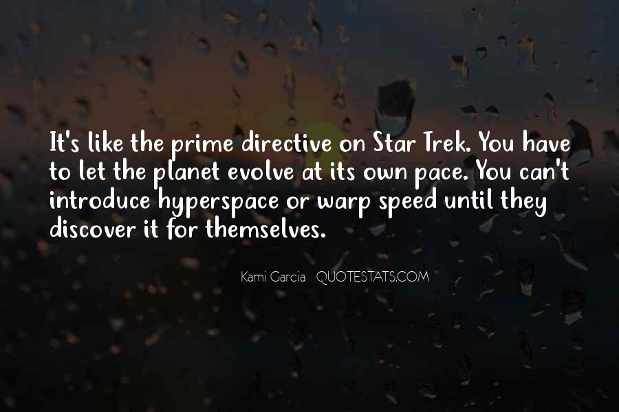 Prime Directive Quotes #1471599