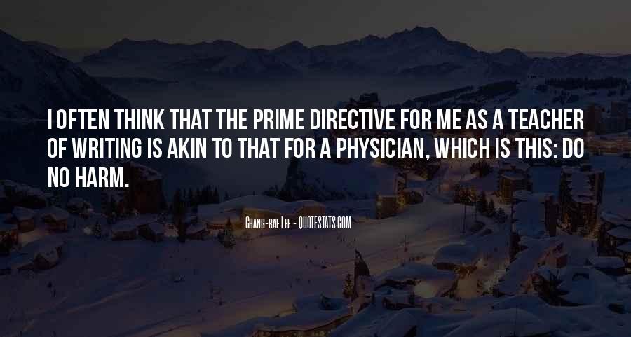 Prime Directive Quotes #1570945