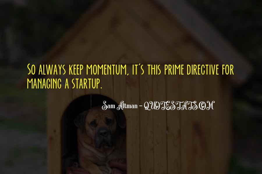Prime Directive Quotes #495928