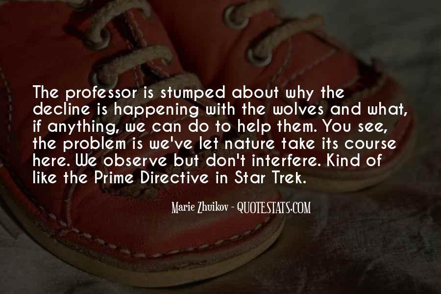 Prime Directive Quotes #574385