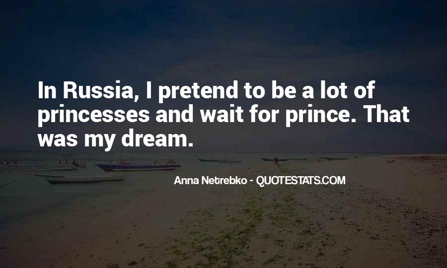 Prince And Princesses Quotes #1103198