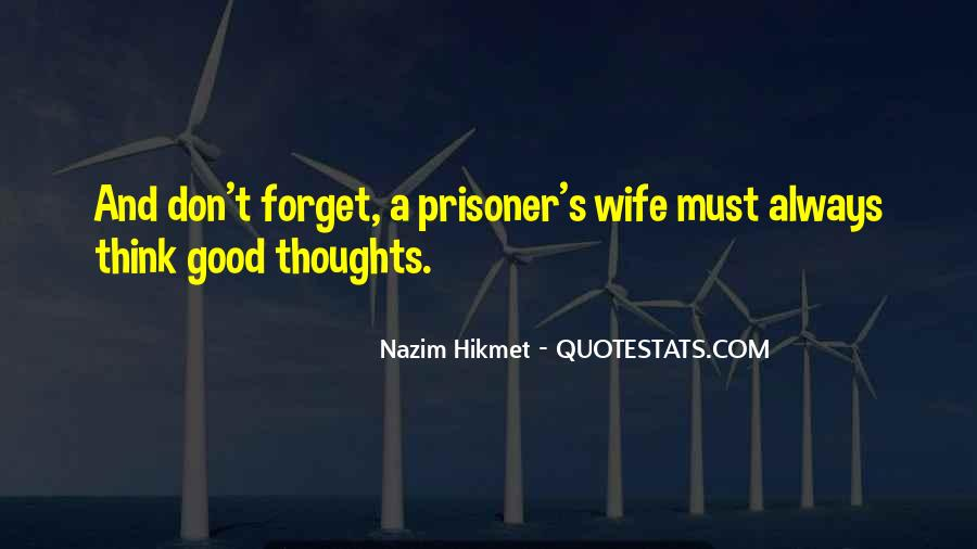 Prisoner Of My Own Thoughts Quotes #681550