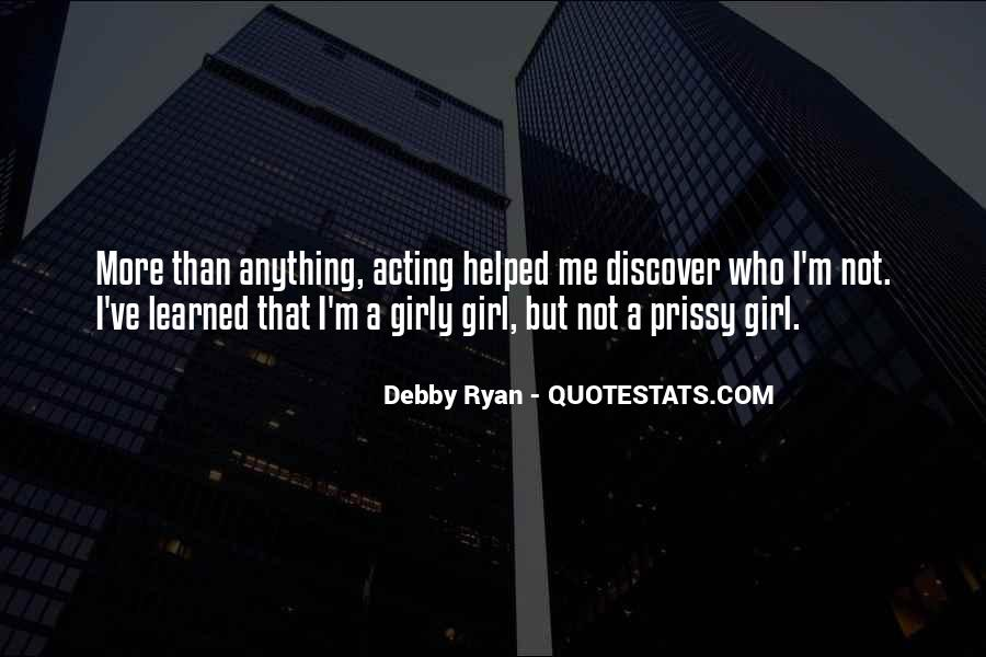 Prissy Quotes #1484161