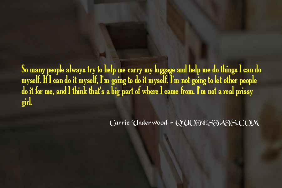 Prissy Quotes #1773542