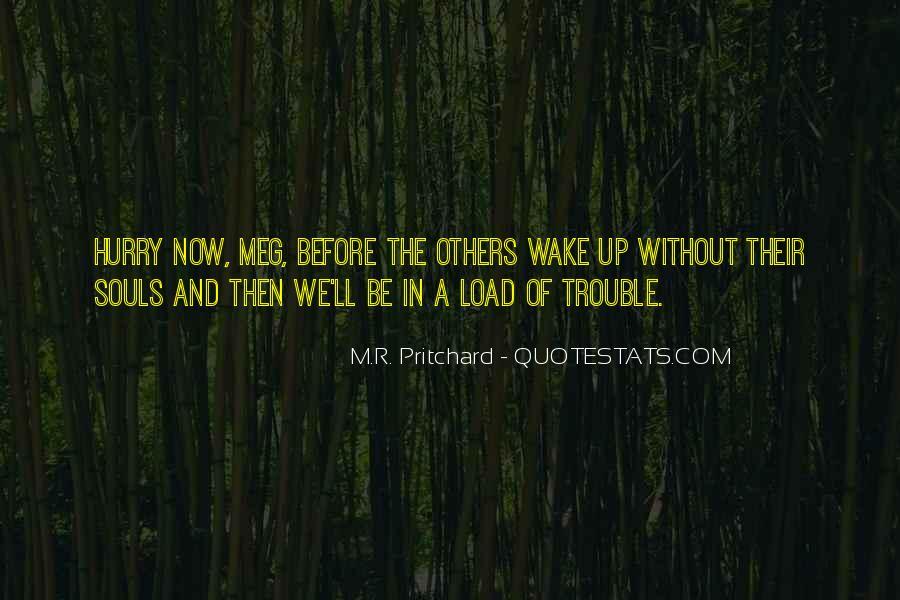 Pritchard Quotes #1496019