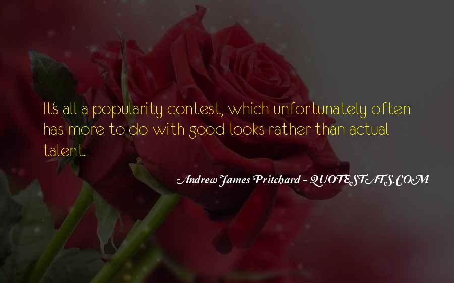 Pritchard Quotes #1582949