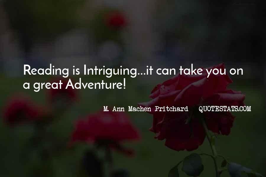 Pritchard Quotes #1590054