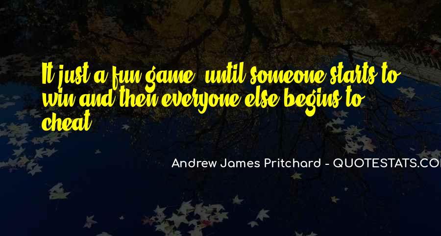Pritchard Quotes #442871