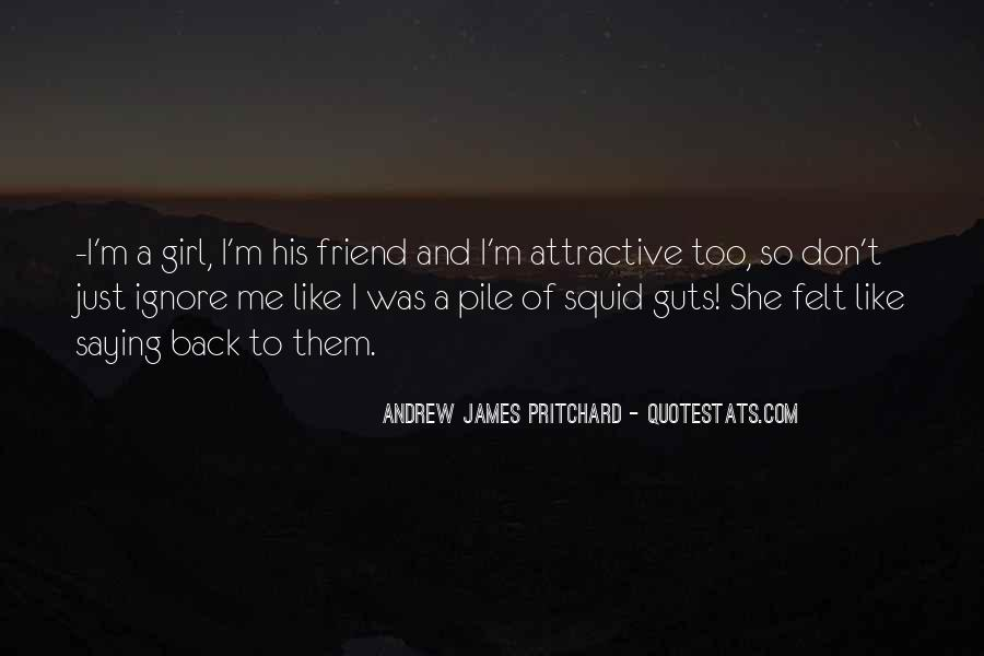 Pritchard Quotes #497794