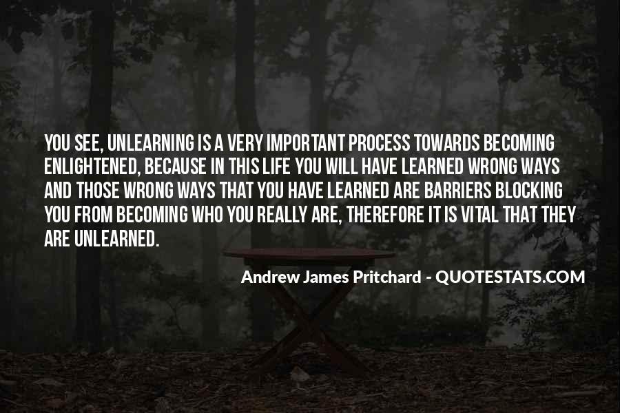 Pritchard Quotes #525942