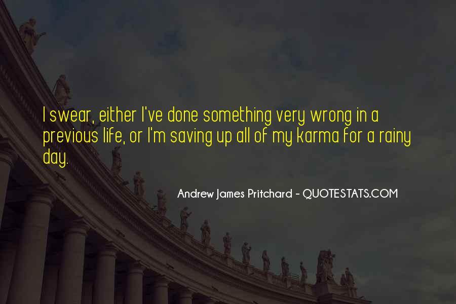 Pritchard Quotes #810185