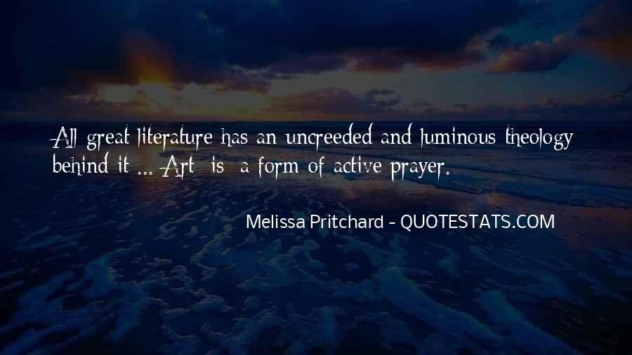 Pritchard Quotes #832248