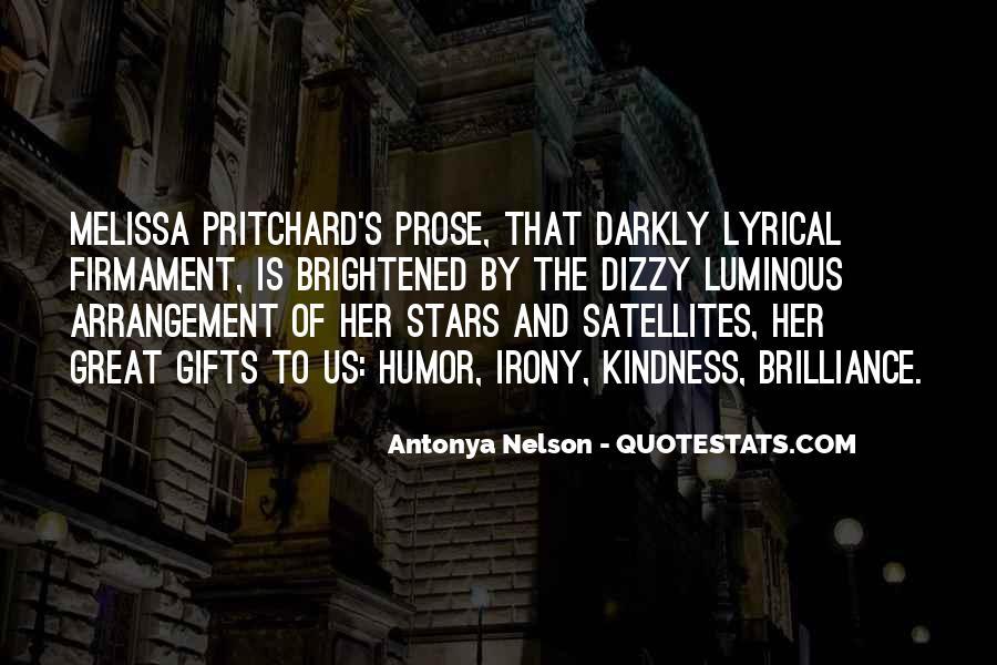 Pritchard Quotes #880156