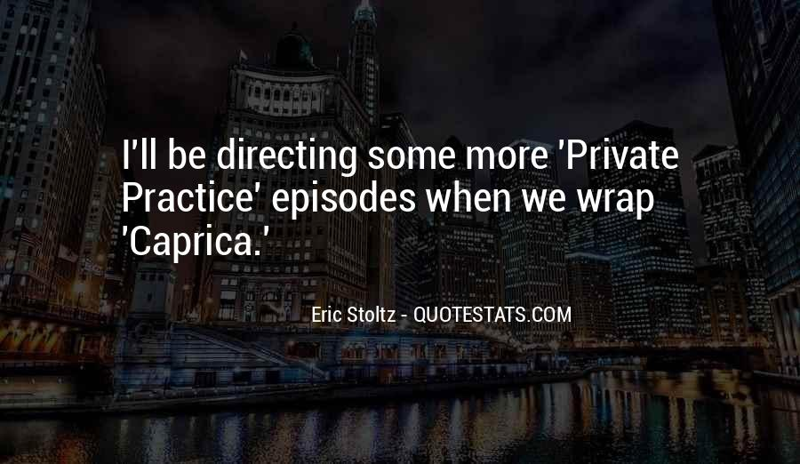 Private Practice Quotes #1049300