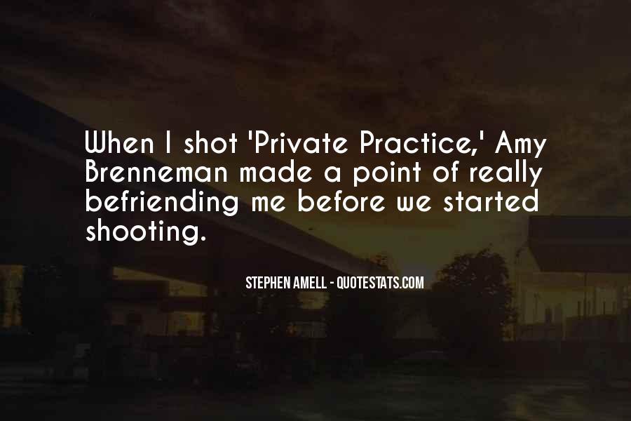 Private Practice Quotes #1292736