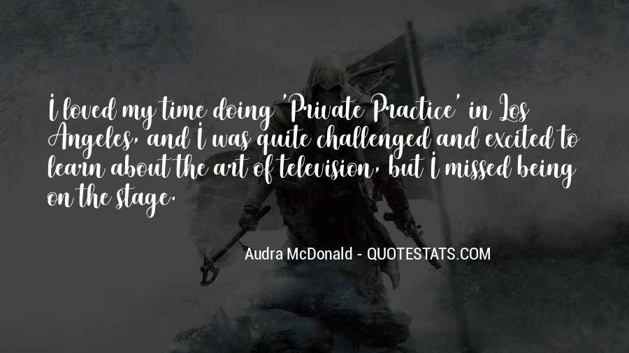 Private Practice Quotes #1722874