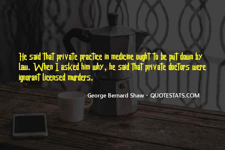 Private Practice Quotes #1847281