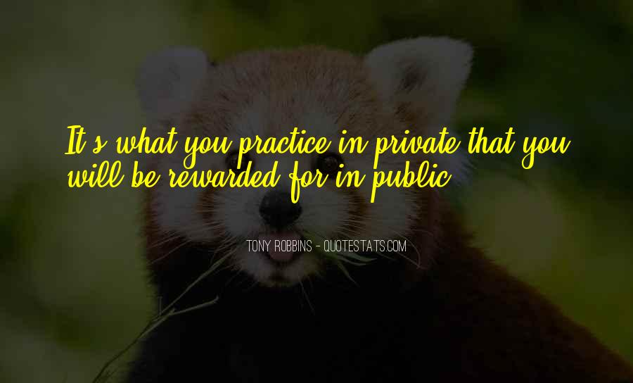 Private Practice Quotes #936495