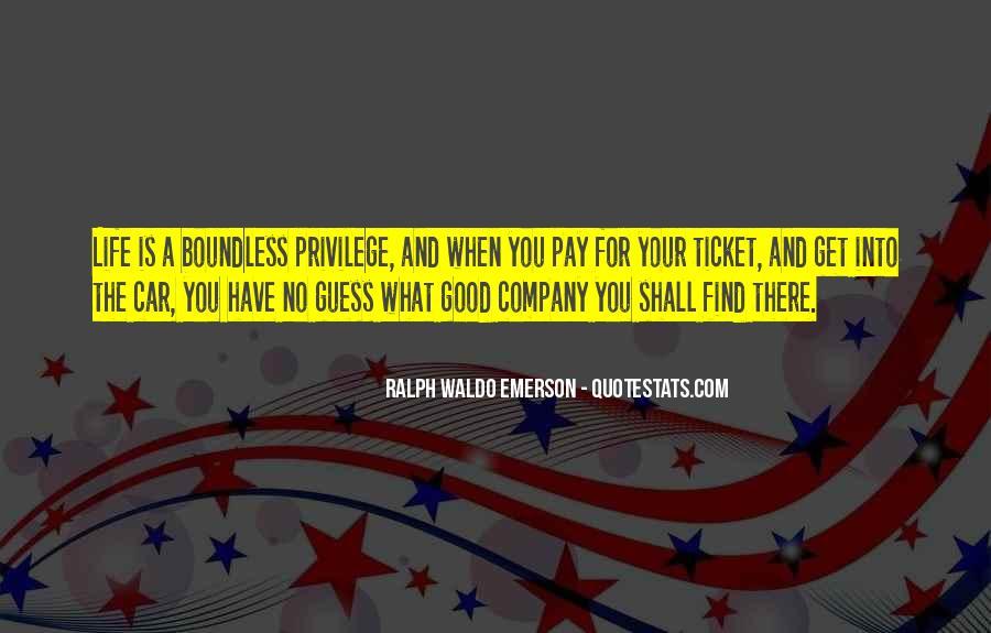 Privilege Car Quotes #476450