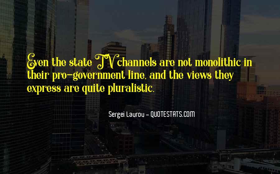 Pro Tv Quotes #720105