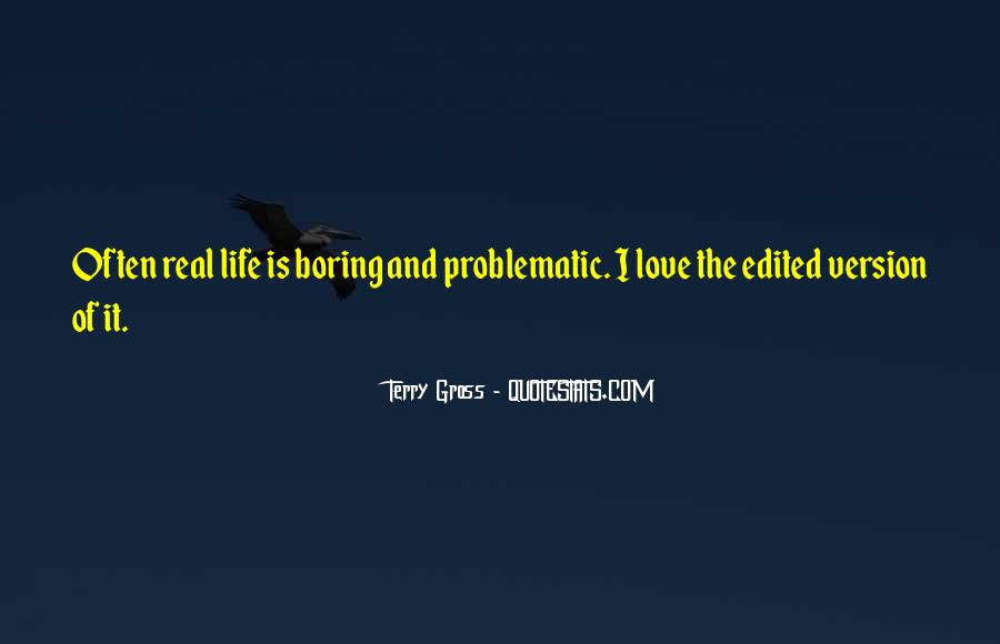 Problematic Love Quotes #1344620