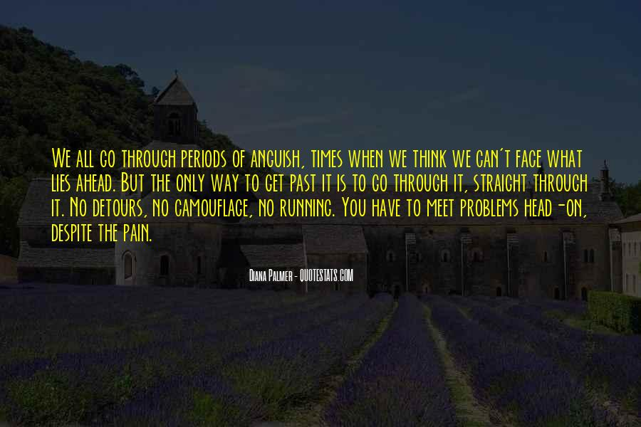 Problems Of The Past Quotes #1491847
