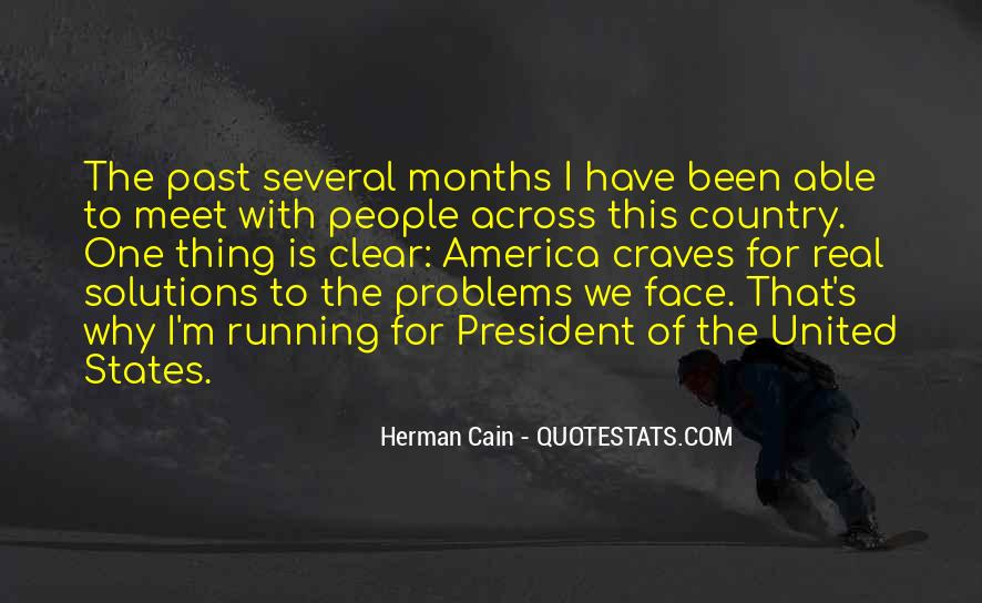 Problems Of The Past Quotes #1580051