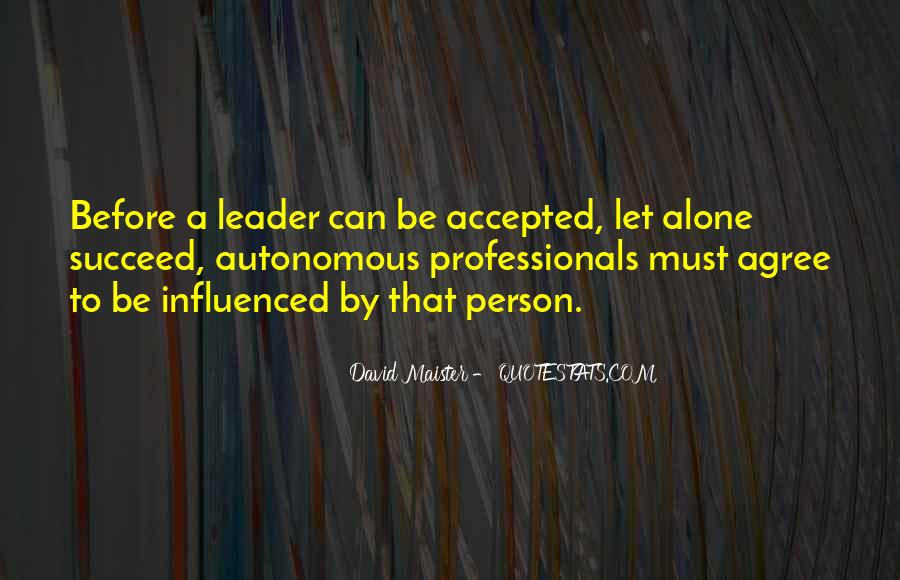 Professional Assistant Day Quotes #609324