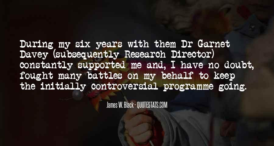 Programme Director Quotes #392417