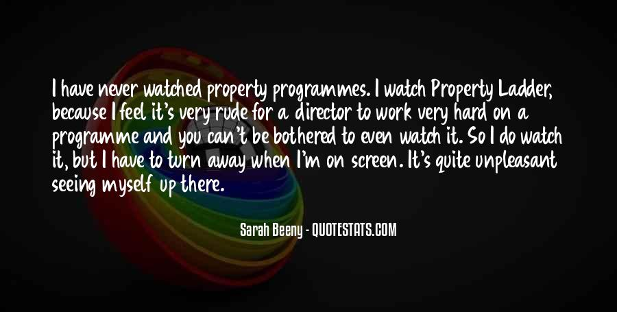 Programme Director Quotes #58101