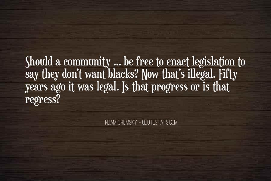 Progress Regress Quotes #1581450