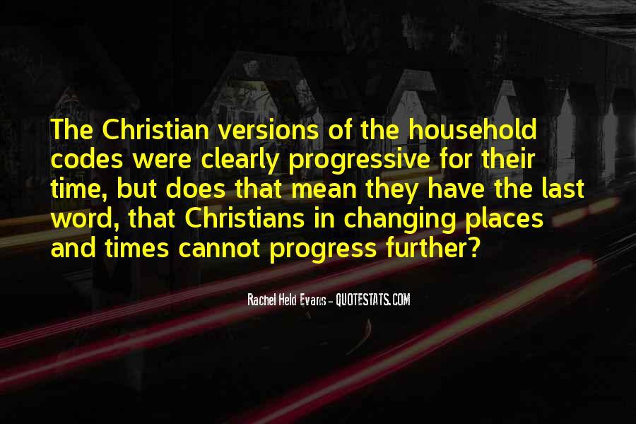 Progressive Christian Quotes #1410449
