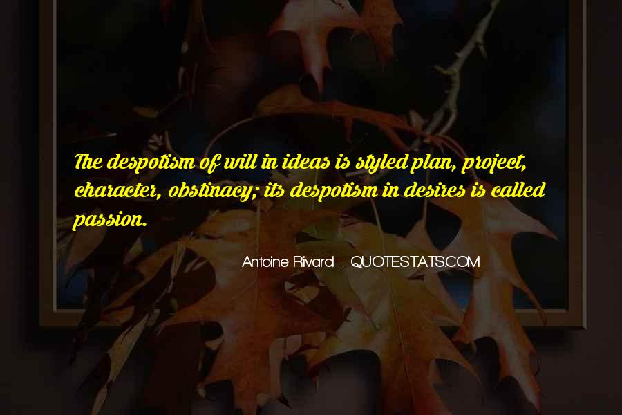 Project Plan Quotes #1212119