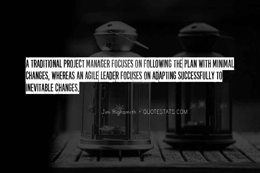 Project Plan Quotes #1562764