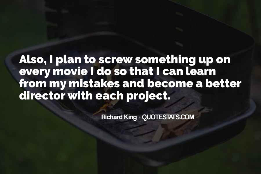 Project Plan Quotes #36756