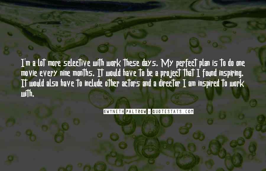 Project Plan Quotes #546952