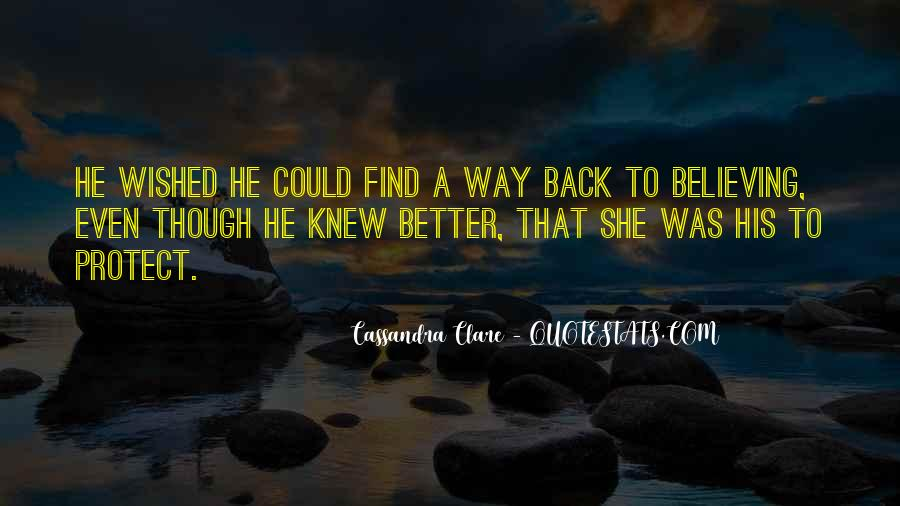 Quotes About Cassandra #16397