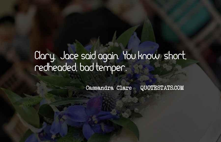 Quotes About Cassandra #21108