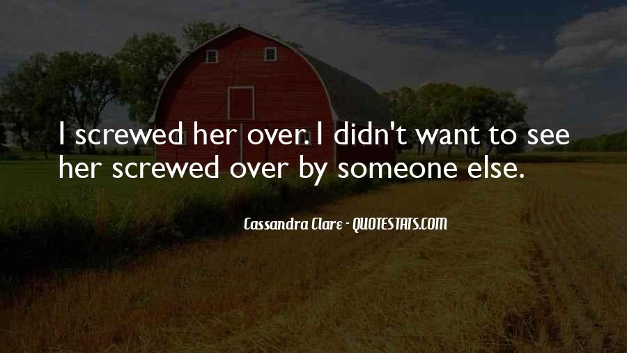 Quotes About Cassandra #29928