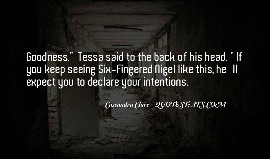 Quotes About Cassandra #32394