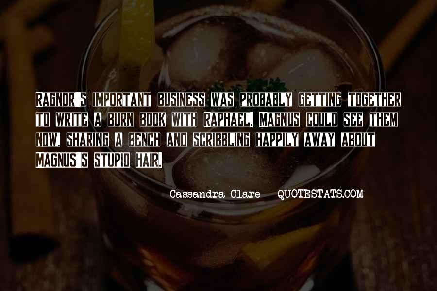 Quotes About Cassandra #32940