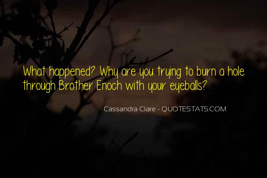 Quotes About Cassandra #36599